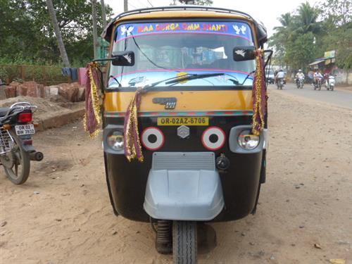 rickshaw-Jagannath